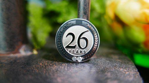 years pin