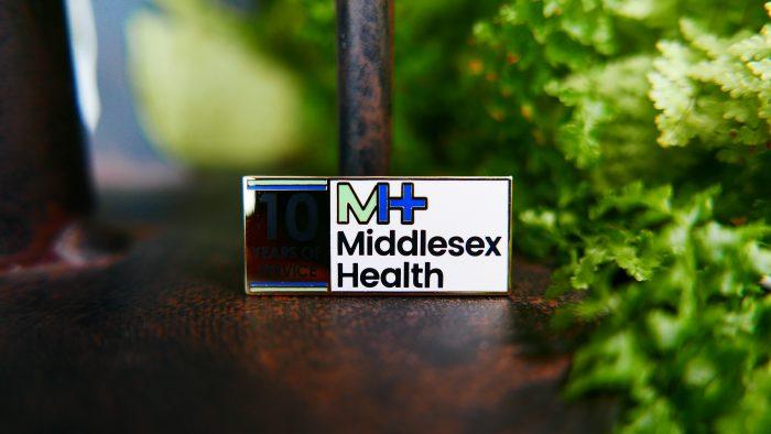 Health pin