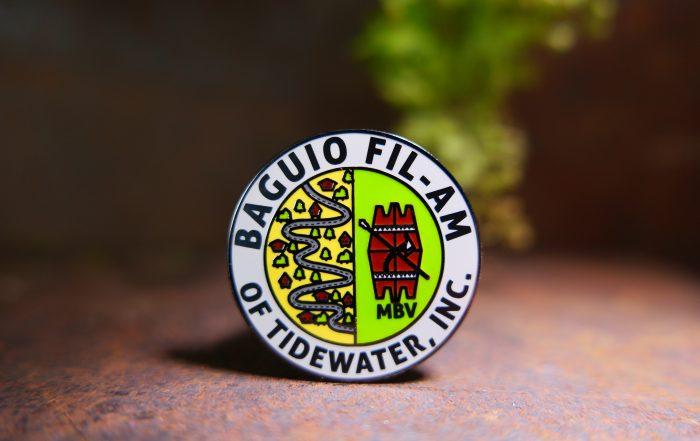 Tidewater pin