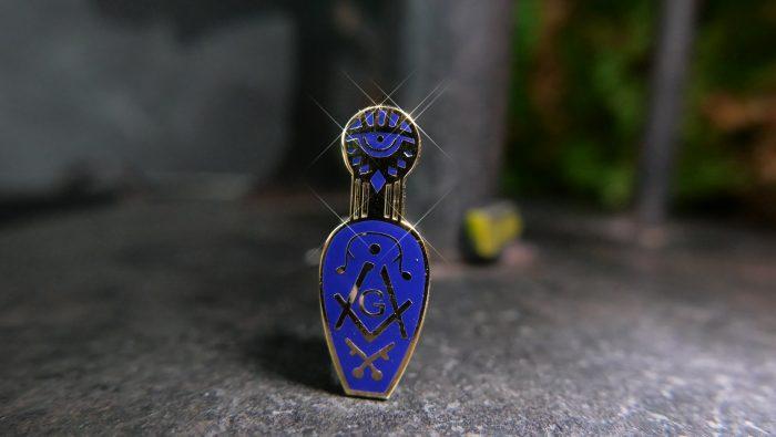 vase pin